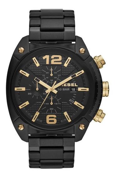 Relógio Masculino Diesel Overflow Dz4504/1pn