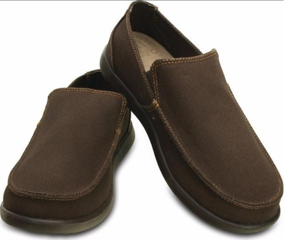 Crocs Santa Cruz Suede Marron C-14756n-22z