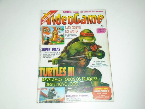 Revista Videogame Número 13
