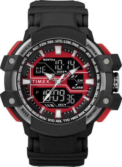 Relógio Timex Estilo De Vida Digital (53 Mm) - Tw5m22700