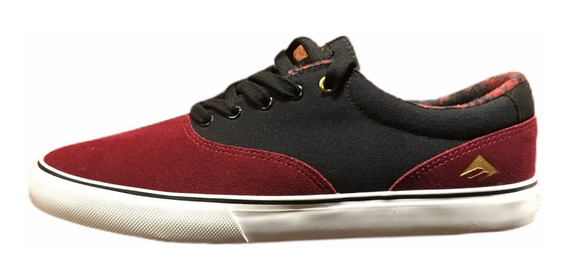 Zapatillas Emerica Provost Slim Vulc Originales