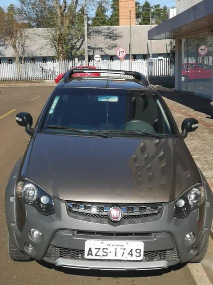Fiat Strada 1.8 16v Adventure Ce Flex 2p - Único Dono!