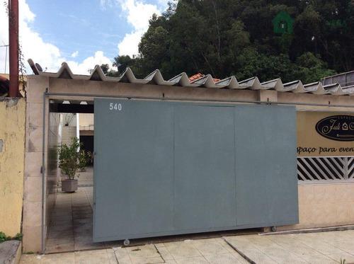 Imagem 1 de 30 de Casa Residencial Para Venda E Locação, Vila Santa Luzia, Taboão Da Serra. - Ca0219