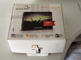 Gps Multilaser Gp034 Tracker Iii Tela 4.3 Tv Digital, Fm,tts