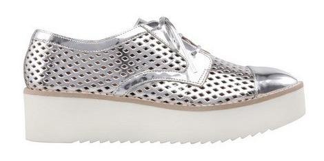 Tênis Feminino Flarform Oxford Creepers Sneakers Carrano