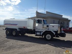 Camion Pipa Para Agua Caminos