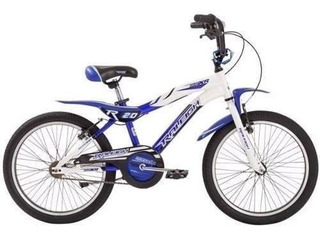 Bicicleta Infantil Raleigh Mxr 20 Varon Bmx Rodado 20
