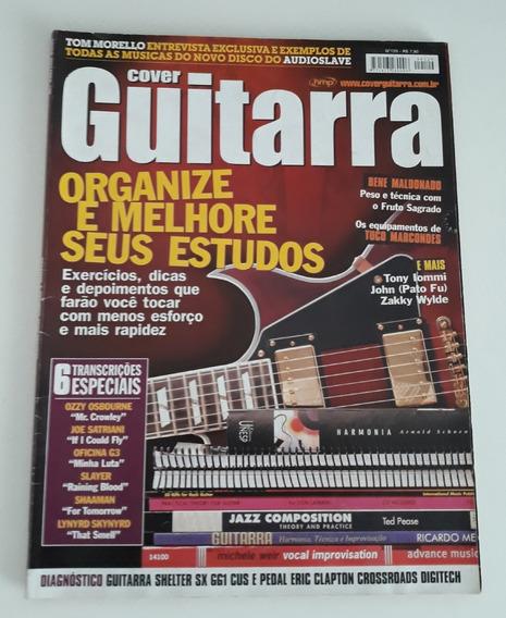 Revista Cover Guitarra N° 129 - Setembro De 2005.
