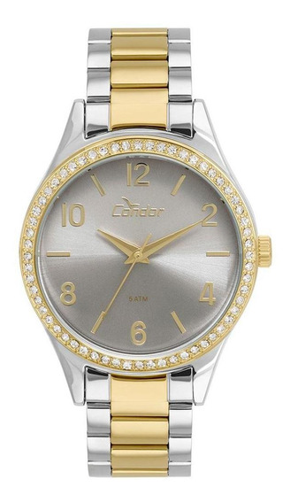 Relógio Condor Feminino Eterna Bracelete Co2035kuz/5c