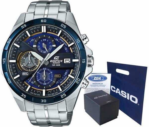Relógio Casio Edifice Efr-556db-2avuef 50mm