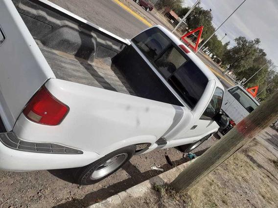 S10 1998 Blanca V6 Aut Cajón California
