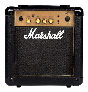 Amplificador Marshall Mg10 Gold Para Guitarra Electrica 10w