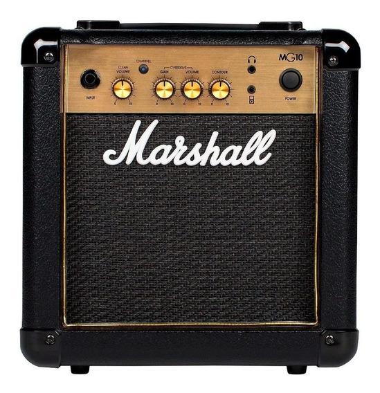 Amplificador Marshall Mg10 Gold Para Guitarra Electrica 10w