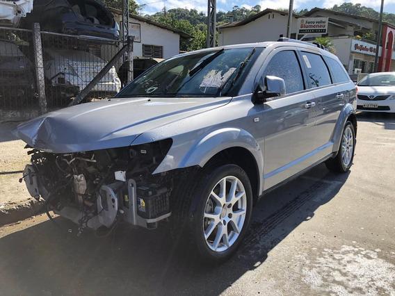 Sucata Dodge Journey Rt 3.6 V6 2015 Venda De Peças