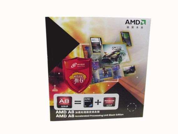 Amd Quad-core Black Edition Modelo A8-3870k Com 4mb De Cache