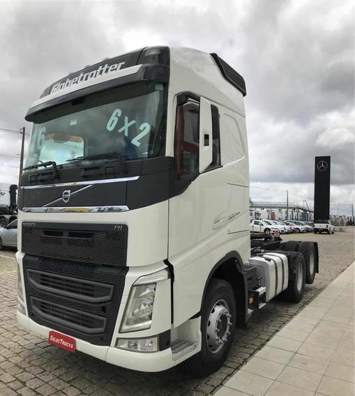 Volvo Fh 500 6x2 Globetrotter - Selectrucks