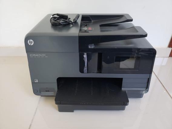 Impressora Hp Officejet 8610 Para Retirada De Peças!