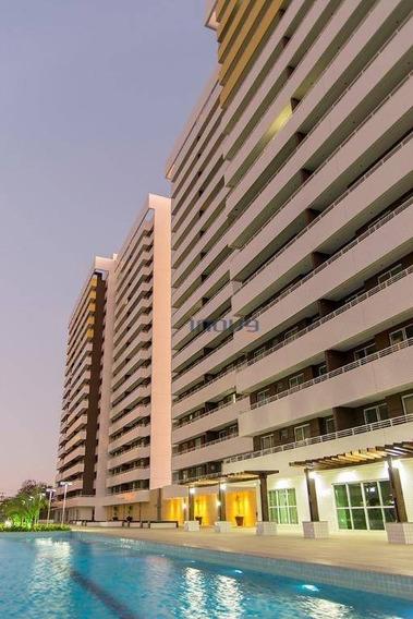 Apartamento Com 3 Dormitórios À Venda, 89 M² Por R$ 615.000 - Parquelândia - Fortaleza/ce - Ap0770