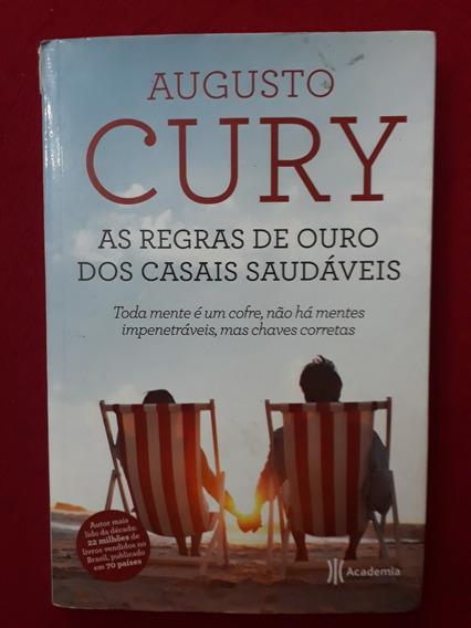 Livro: As Regras De Ouro Dos Casais Saudáveis - Augusto Cury