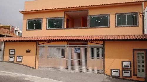 Imagem 1 de 25 de Casa Com 2 Dormitórios À Venda, 80 M² Por R$ 290.000,00 - Vila Valqueire - Rio De Janeiro/rj - Ca0111