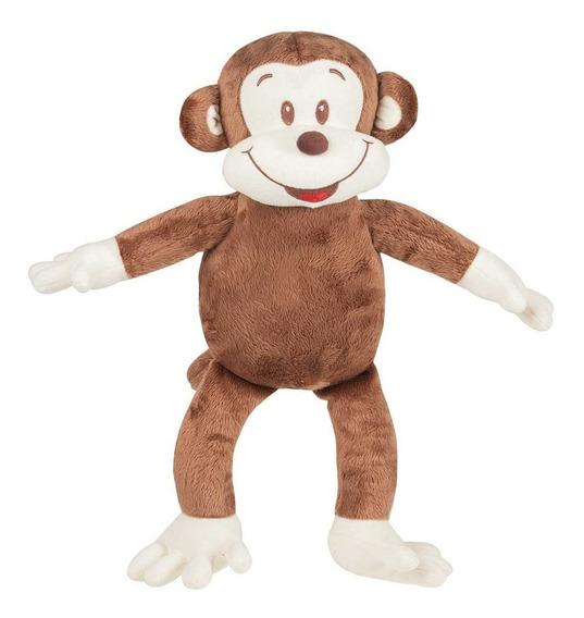 Macaco De Pelúcia Safari