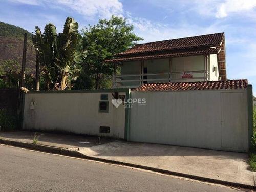Imagem 1 de 18 de Casa Duplex, Bem Localizada, Ótima Planta, Estrutura Completa De Lazer, 04 Qts./03 Suítes/ 02 Vagas, 250 M², R$ 1.150.000,00 - Itaipu - Niterói/rj - Ca18999