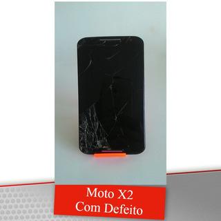Motorola Moto X2 Xt1097 Com Defeito Na Promoção Frete Gratis
