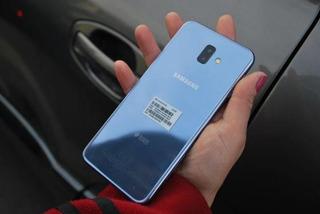 Celular Samsung J6+plus