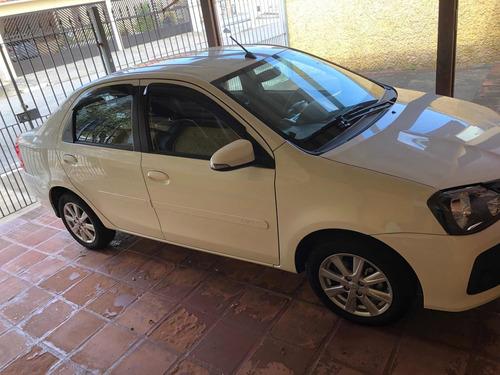 Toyota Etios 2019 1.5 X Plus 16v Aut. 4p