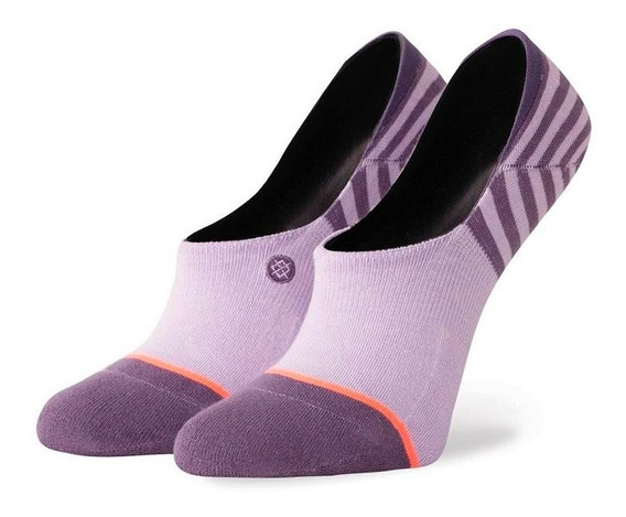 Medias Stance Uncommon Invisible 119301pur Mujer