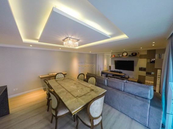 Apartamento Padrão Em Curitiba - Pr - Ap0714_impr