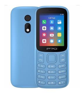 Telefono Basico Ipro A20 2.4 Dual Sim Cam Fm Sd Mp3 Linterna