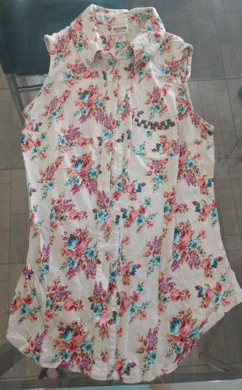 Camisa Mossimo De Verano, Mujer.