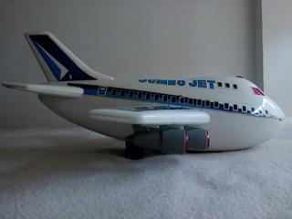 Avion Juguete Antiguo Partes O Reparar 1988