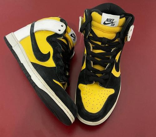Nike Dunk High Bic