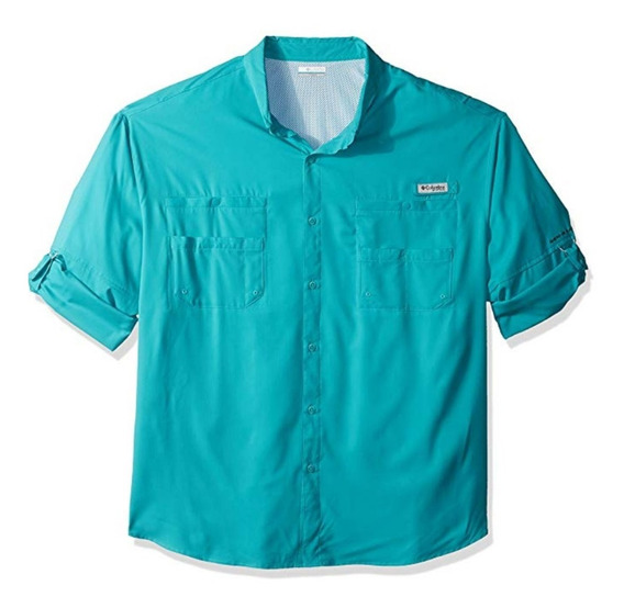 Camisa Columbia Modelo Tamiami Talla M