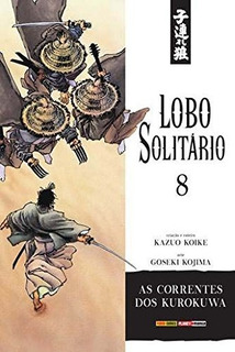 Hq Lobo Solitário Volume 8 Panini