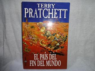El País Del Fin Del Mundo Terry Pratchett Libro Imb