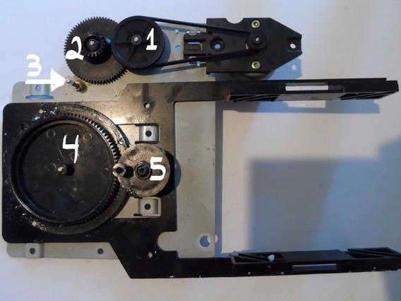 Engrenagem Volante Cd Gradiente Philips Cce