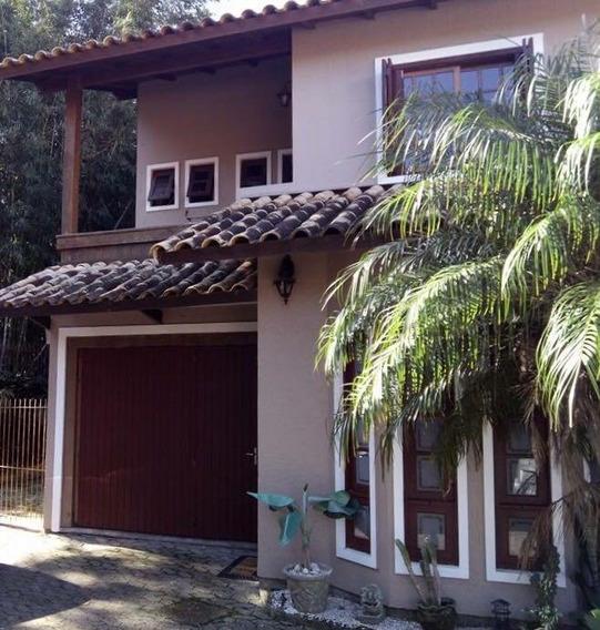 Casa Residencial À Venda, Cavalhada, Porto Alegre. - Ca1042