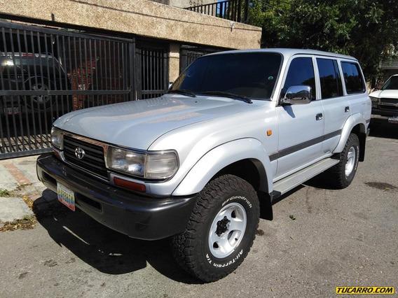 Toyota Burbuja Vx Sincronica