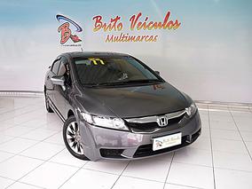 Honda Civic 1.8 Lxl 16v Flex 4p Automático 2011
