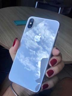 iPhone X 64gb Branco Na Garantia Até Nov/20