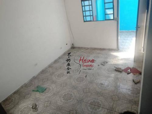 Casa Com 1 Dormitório Para Alugar, 30 M² Por R$ 790,01/mês - Vila Jaraguá - São Paulo/sp - Ca0860