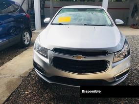 Chevrolet Cruze Lt 16 Gris
