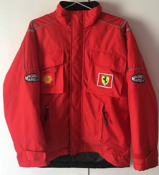 Jaqueta Ferrari Original Tamanho 46