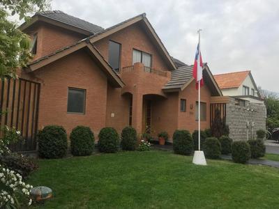Se Vende Acogedora Casa En Chicureo Portezuelo Iii Colina