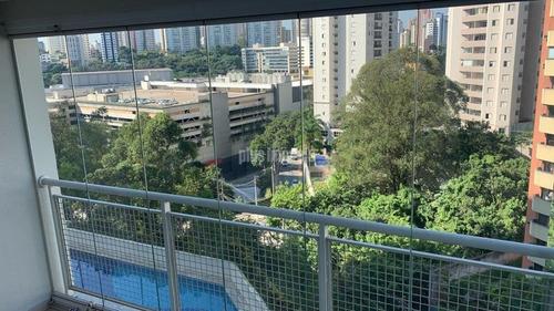 Imagem 1 de 8 de Condominio Possui Home Market 24 Horas, Apto Sol Da Manhã, Vista Para Shopping Jardim Sul - Pp20037