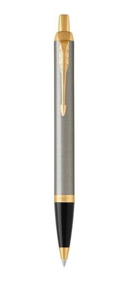 Lapicera Parker Im Boligrafo Con Clip Dorado T Med 1975558