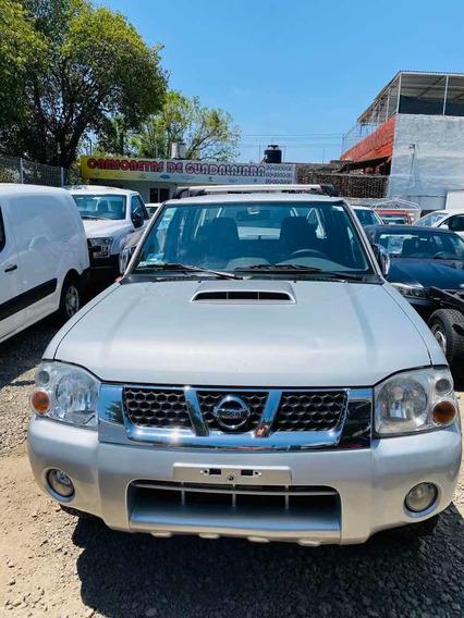 Nissan Np300 Frontier 2015 2.5 Xe Aa Mt